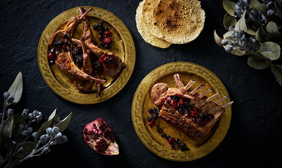 ペルシャ料理イメージ